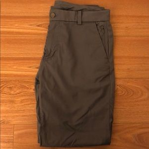 Lululemon Commission Pants Size 32